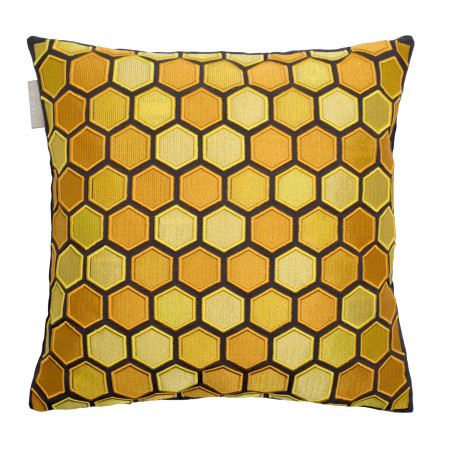 Pillow cover Honey yellow