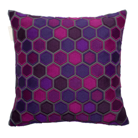 Pillow cover Honey purple