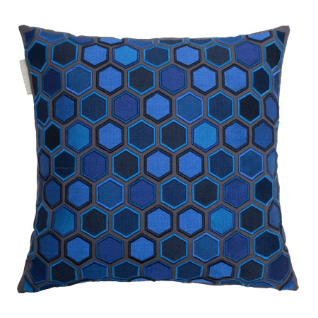 Pillow cover Honey blue