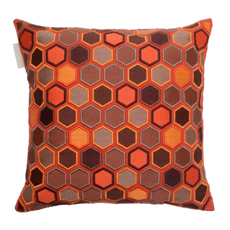 Pillow cover Honey orange