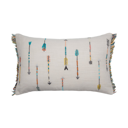 Pillow cover Idaho multicolor