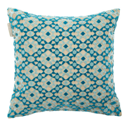 Pillow cover Izmir blue