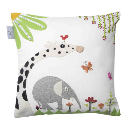 Pillow cover Jungle natural