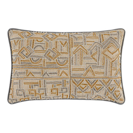 Pillow cover Kenna yellow
