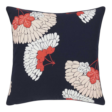 Pillow cover Kimonos blue