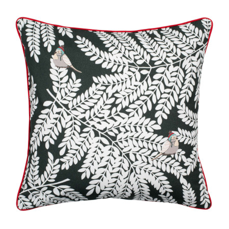 Pillow cover Laurel grey