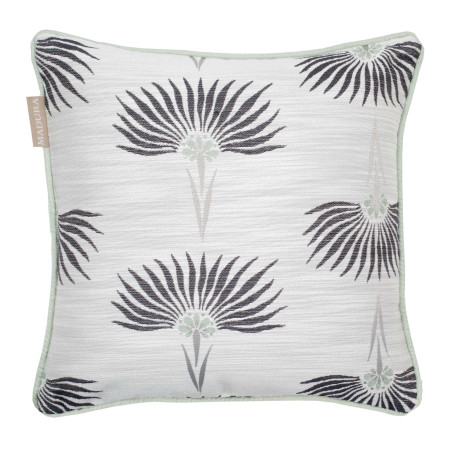 Pillow cover Lily white