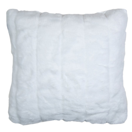 Pillow cover Nebraska white