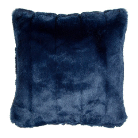 Pillow cover Nebraska blue