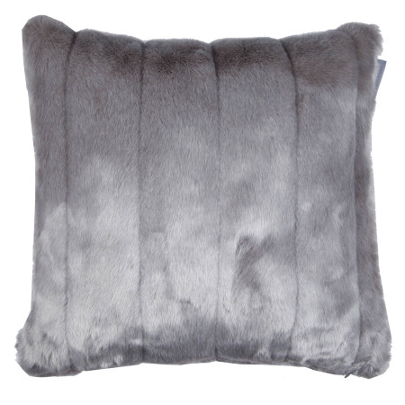 Pillow cover Nebraska grey