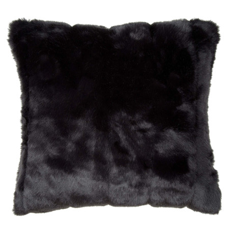 Pillow cover Nebraska black