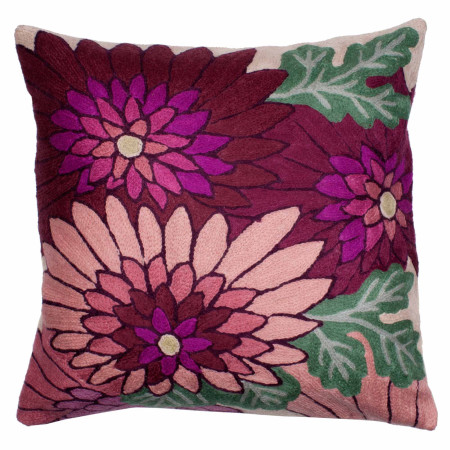 Pillow cover Nymphea pink