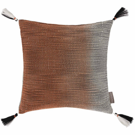 Pillow cover Ombre orange