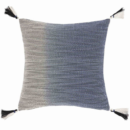 Pillow cover Ombre blue