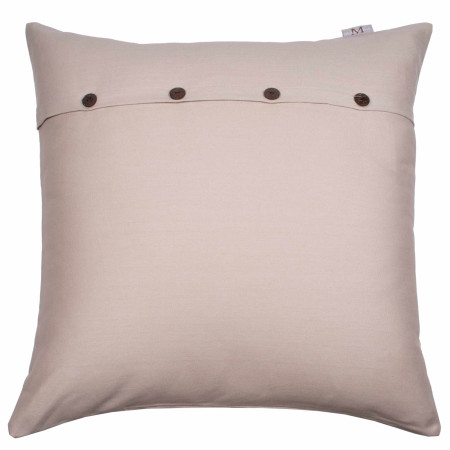 Pillow cover Pampa natural