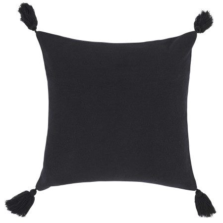 Pillow cover Polo black