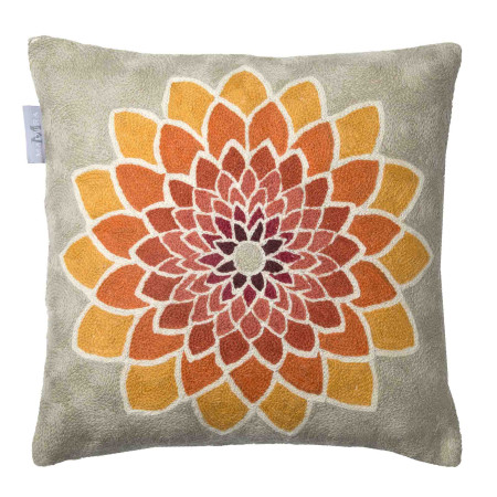 Pillow cover Primavera orange