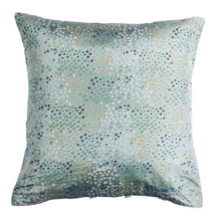 Pillow cover Princesse blue