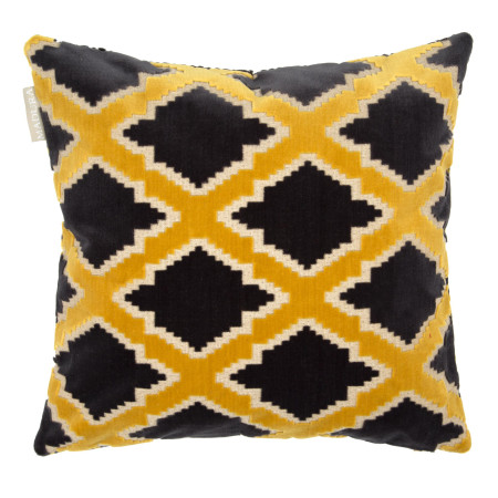 Pillow cover Rambagh yellow