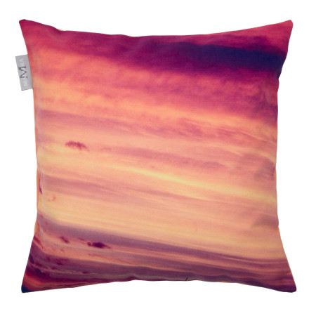 Pillow cover Royal sunset orange