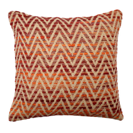Pillow cover Shandar orange