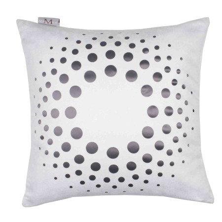 Pillow cover Solar white
