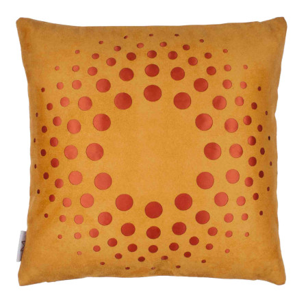 Pillow cover Solar orange