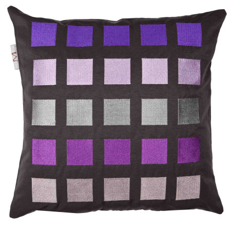 Pillow cover Square grey