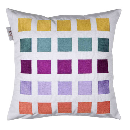 Pillow cover Square white