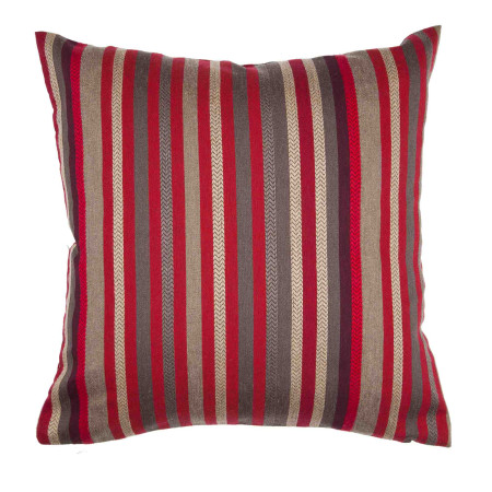 Pillow cover Veracruz red
