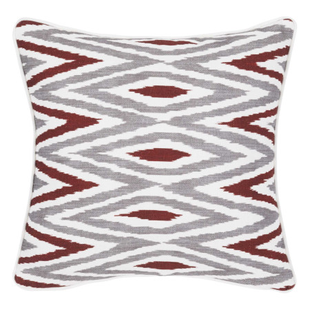 Pillow cover Zebide white