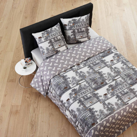 Bedding set Bellecour white