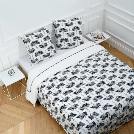 Bedding set Lily white