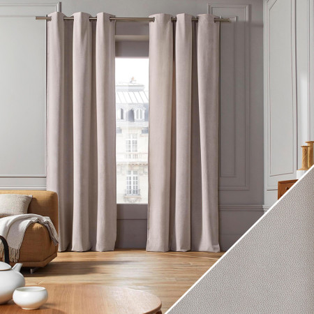 Curtain Allyx natural