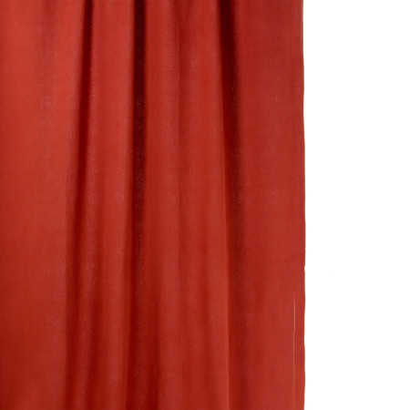 Curtain Amish orange