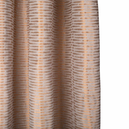 Curtain Celeste orange