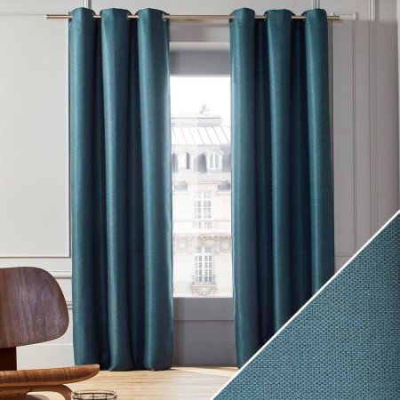 Curtain Coconut green