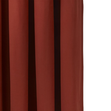 Curtain Cordoba orange