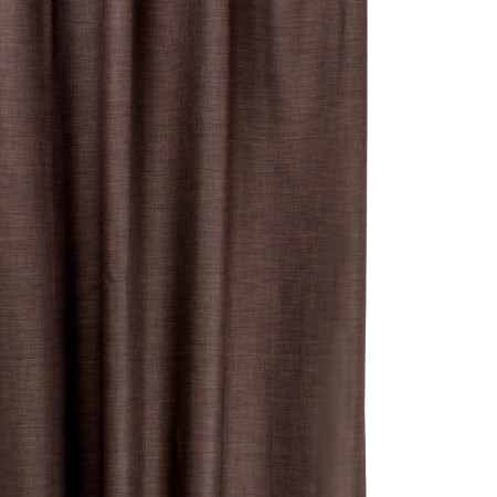 Curtain Lina brown