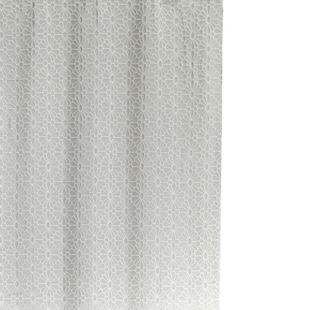 Curtain Sakura grey