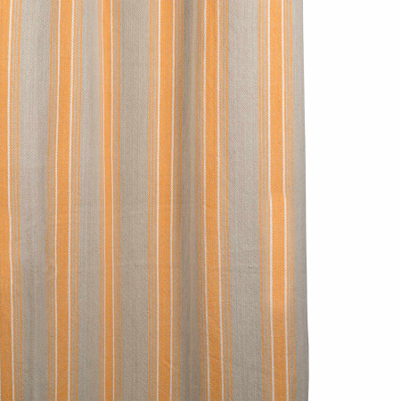 Curtain Vila real orange