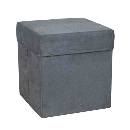 Sitbox stool Montana grey